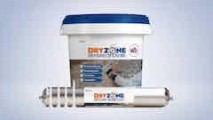 Dryzone Express System zur Wiederverputzung