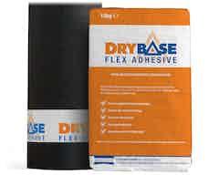 Drybase Flex Membrane & Adhesive
