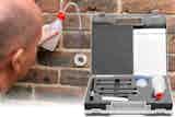 Stormdry Test Kit zum Testen der Absorption von Mauerwerk