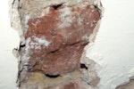 Beispiel von Salzverschmutzung