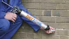 Dryzone injection method