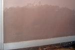 Sichtbare feuchte Stellen an den Wänden