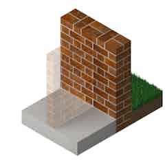 External walls