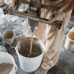 Drybase Flex Haftspachtel anmischen