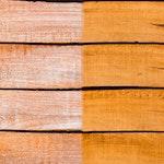 Die Creme mindestens 24 Stunden in das Holz einziehen lassen