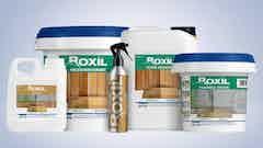 Das Roxil Angebot für den Außenbereich